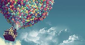 潘多拉气球专注儿童生日策划